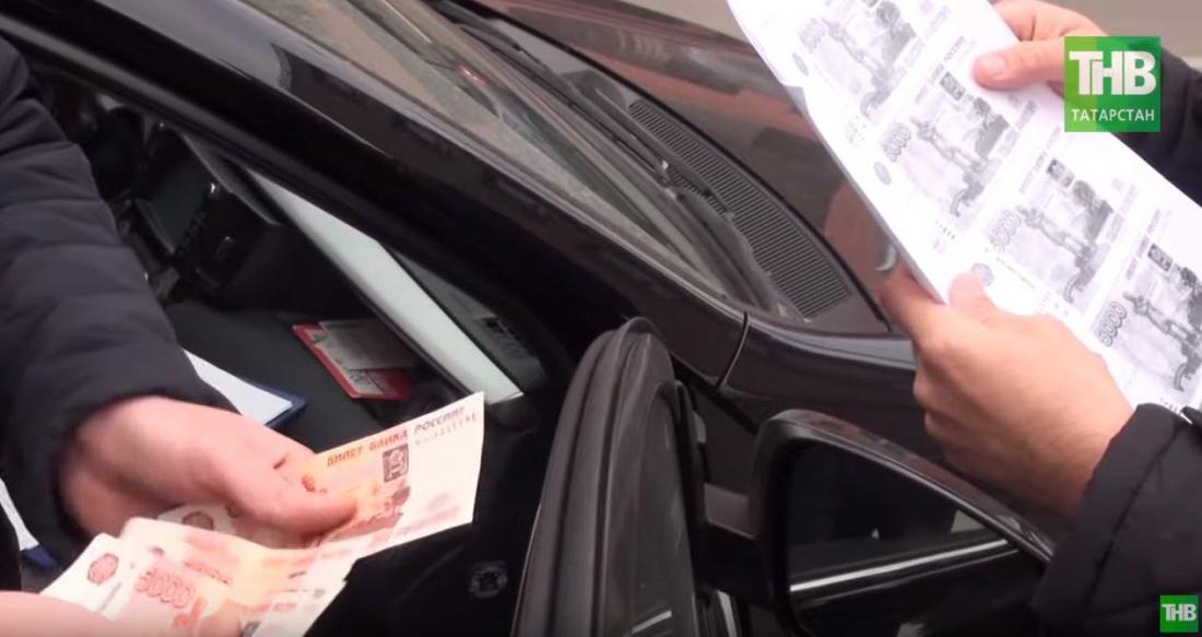 Директора компании поймали с поличным на коррупции в Высокогорском районе Татарстана (ВИДЕО)