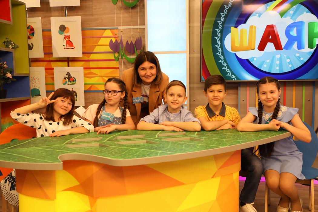 Детскому телеканалу «ШАЯН ТВ» 1 год (ВИДЕО)