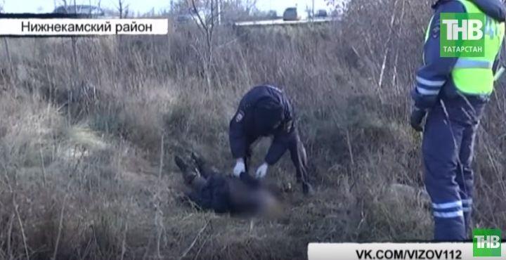 В Нижнекамском районе нашли тело пропавшего мужчины (ВИДЕО)