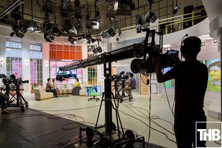 Всемирный день телевидения: Экскурсия по телестудии ТНВ (ВИДЕО)