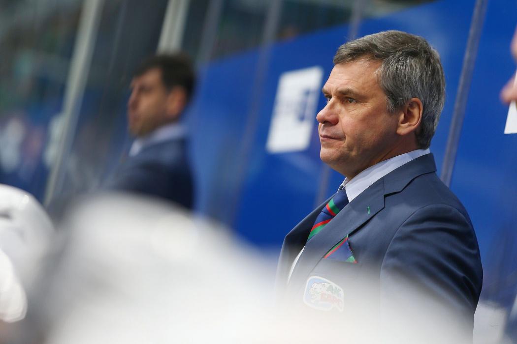 Сегодня за «Ак Барс» дебютирует в КХЛ клиент хоккейного агентства сына Дмитрия Квартальнова