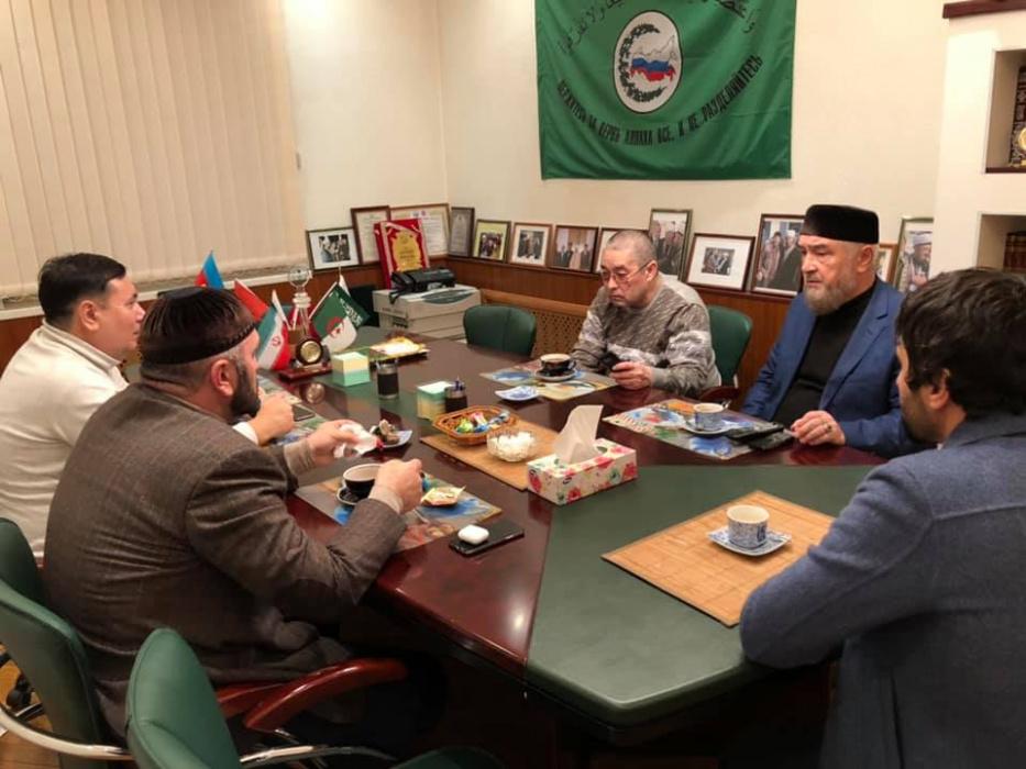 Адвокаты Духовного управления мусульман Азиатской части России займутся делом Шамсутдинова