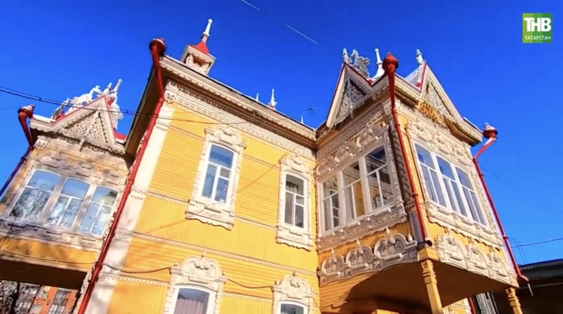 Деревянное царство: Как в Томске сохраняют дома (ВИДЕО)