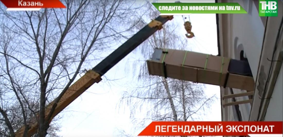 По-2 вылетел в окно: в Казани отреставрирует легендарный самолет «ночных ведьм»