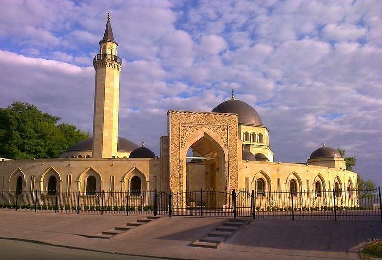 Татары построят крупнейшую мечеть Украины в Киеве