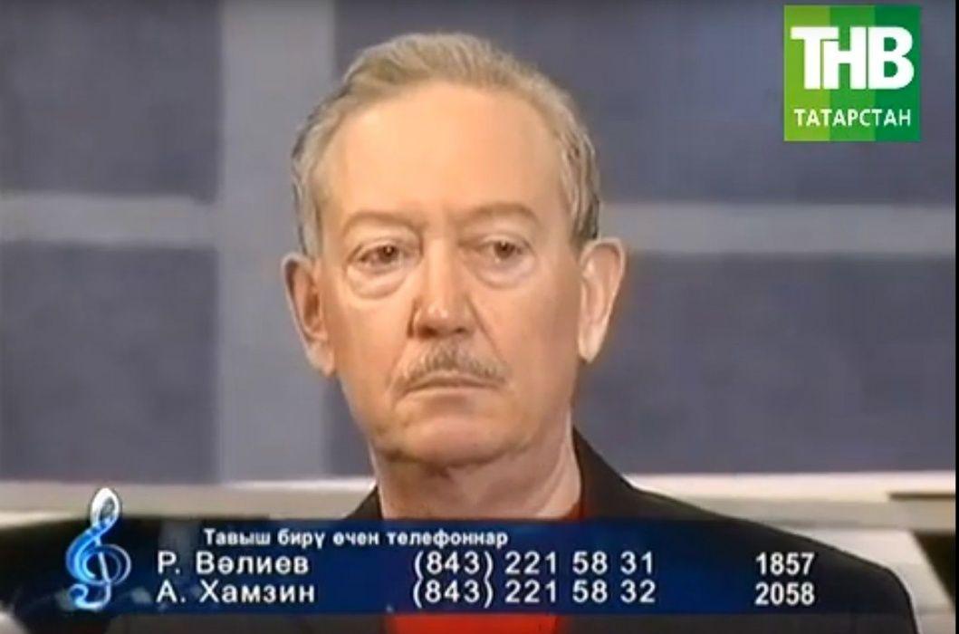 Җырчы Рафаэль Сәхабиев белән хушлашу вакыты билгеле булды