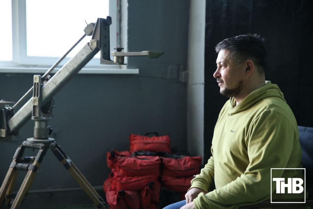 Рияз Исхаков: «Я всегда ставлю в пример Татарстан, здесь снимают сериалы для телевидения» (ВИДЕО)