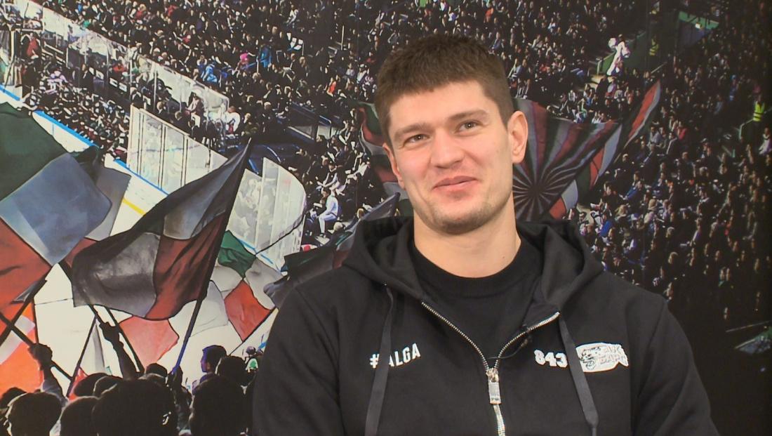 Роман Рукавишников: «За шесть матчей в «Ак Барсе» сыграл лучше, чем в СКА за весь сезон»