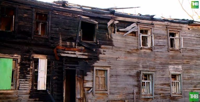 В Чистополе законсервируют старинные дома (ВИДЕО)