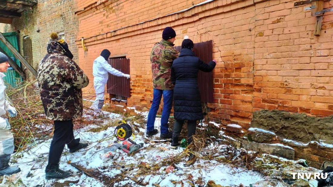 В Чистополе для сохранения исторических памятников начался процесс их консервации (ВИДЕО)