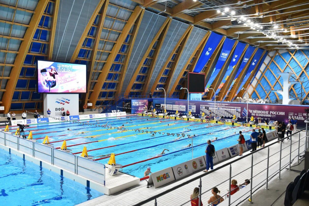 В Казани пройдут ЧЕ-2021 по плаванию и ЧЕ-2024 по водным видам спорта