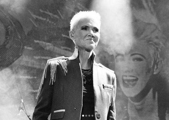 Вокалистка «Мураками» вспомнила, как они выступали на разогреве у Мари Фредрикссон из Roxette