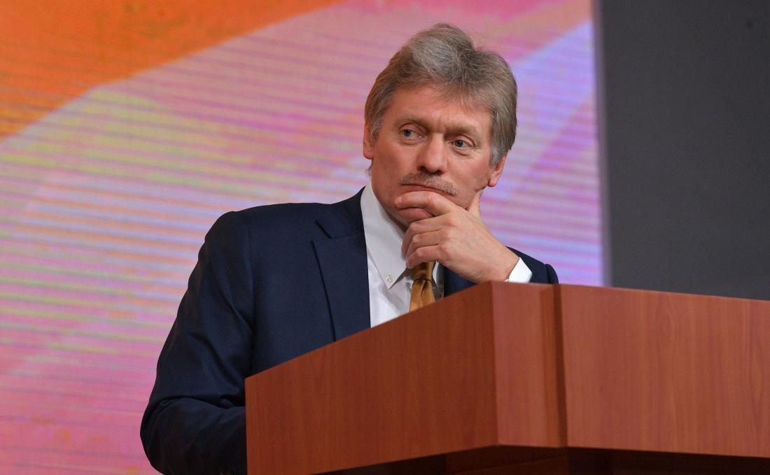 Пресс-секретарь Путина опроверг существование запрета на шутки про шефа