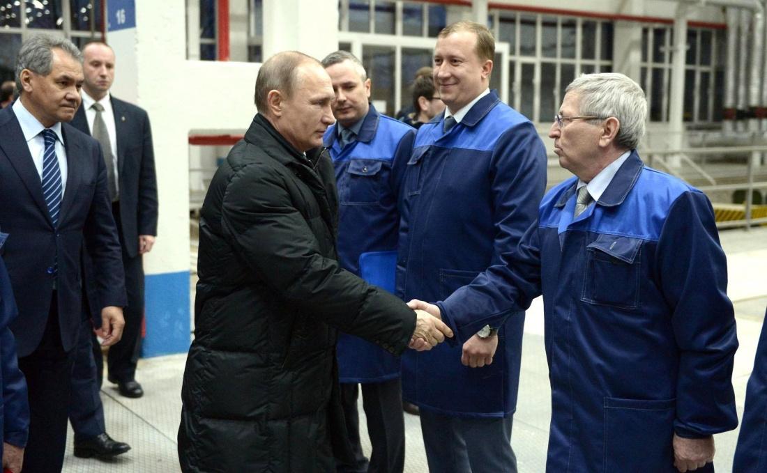 Стали известны подробности визита Владимира Путина в Набережные Челны (ВИДЕО)