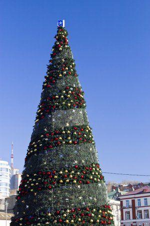 35-метровая главная елка Казани откроется 26 декабря