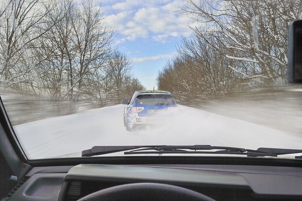 Сегодня и завтра на дорогах Татарстана будет туман и гололед