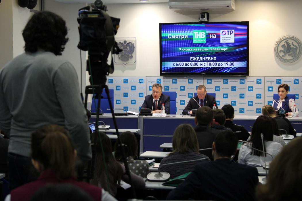 Госдума РФ направила запрос телеканалу ОТР о вещании на национальных языках