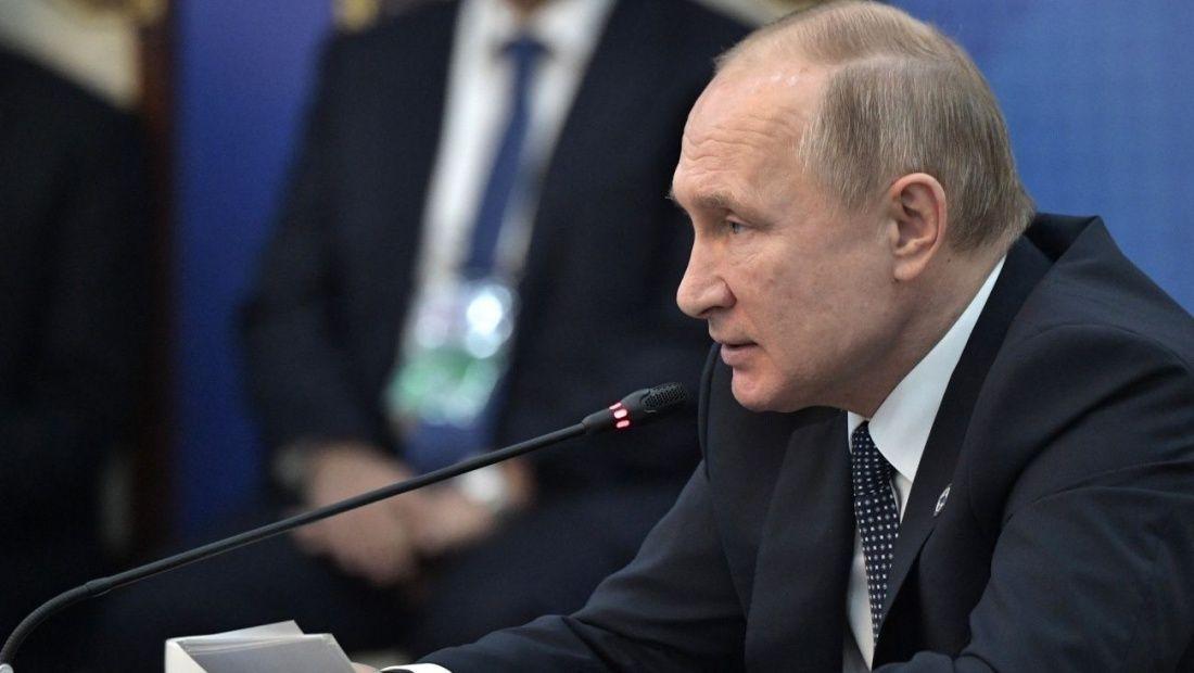 Прямая трансляция большой пресс-конференции Владимира Путина (LIVE)