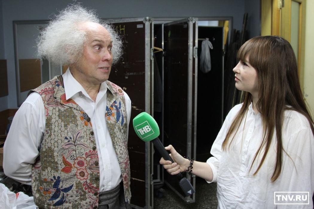 Актер Виктор Сухоруков не исключает своего татарского происхождения (ВИДЕО)