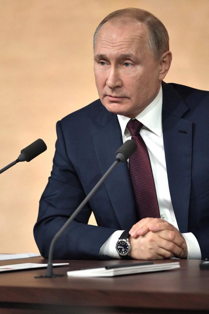 15 января президент России обратится к Федеральному Собранию