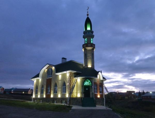 В Татарстане в уходящем году открыли 18 новых мечетей