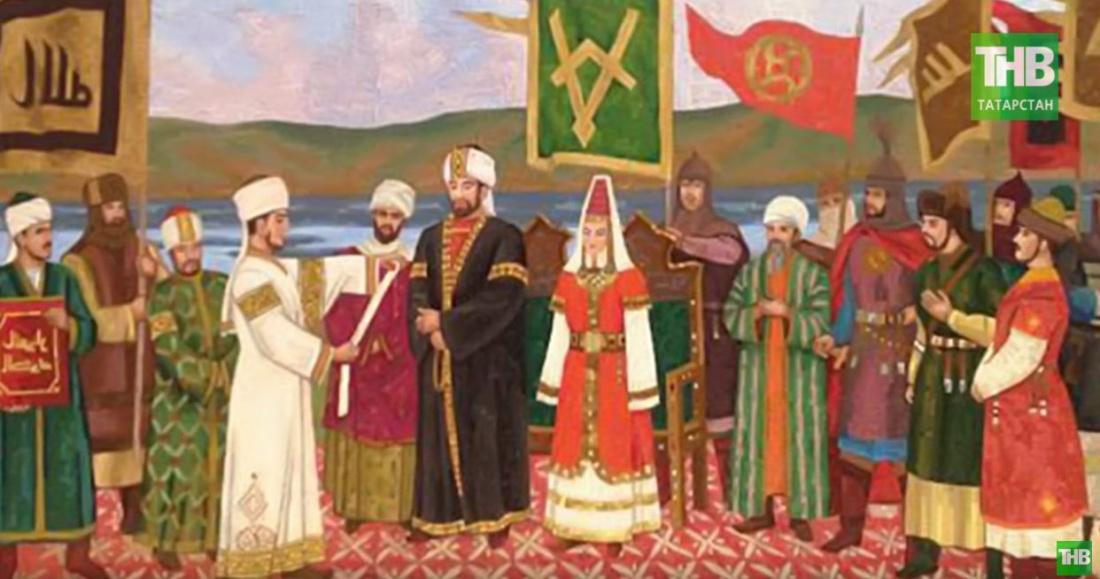 Три графики с разных концов света: история зарождения татарской письменности (ВИДЕО)