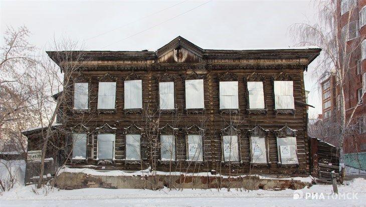 Томские татары обратились к правительству Татарстана, чтобы восстановить дом за 30 млн рублей