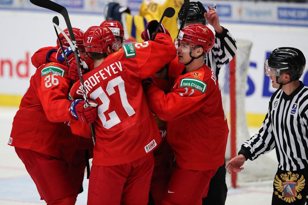 Сегодня сборная России сыграет против Канады в финале МЧМ