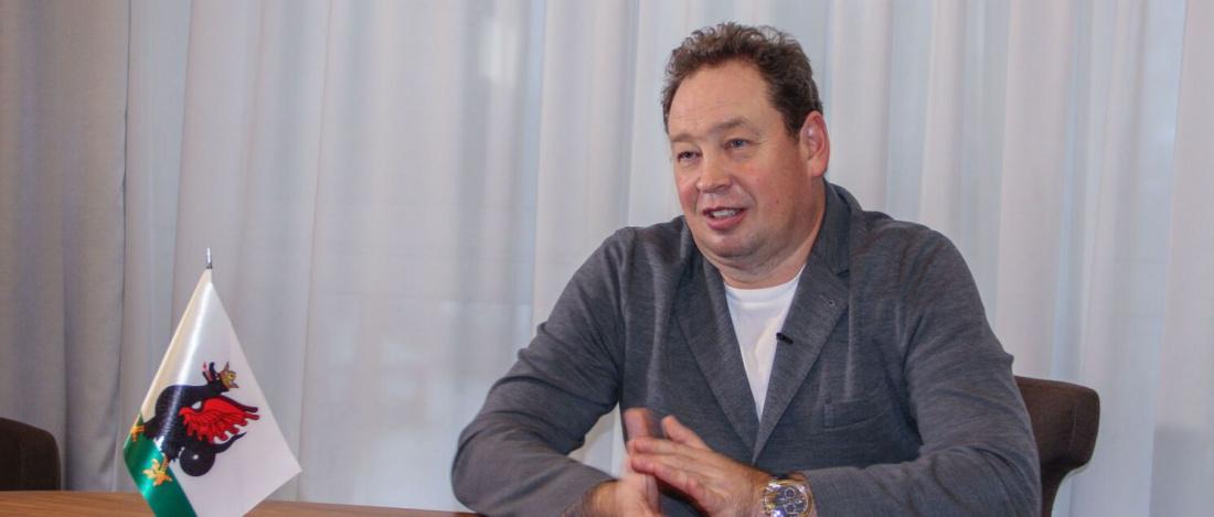 Главный тренер «Рубина»: «Когда пишу смс, дописываю – Леонид Слуцкий, не депутат»