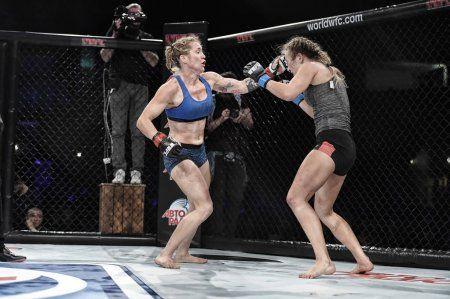 В Казани пройдет первый женский бой по правилам ММА