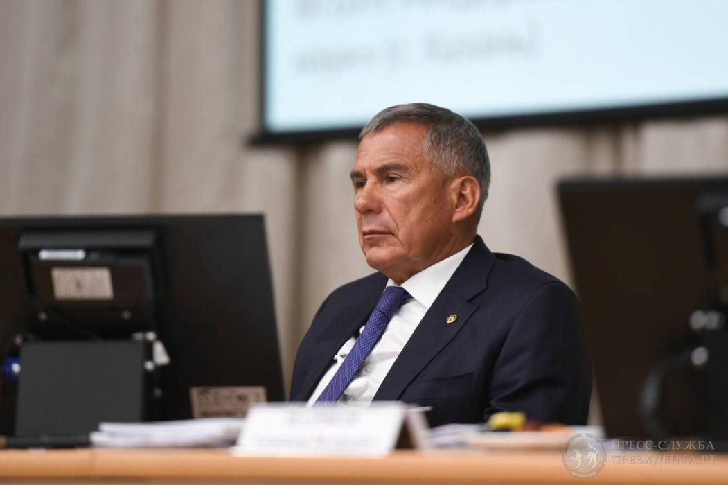 Рустам Минниханов: «Мы должны доказать, что из-за МСЗ никаких экологических изменений не будет» (ВИДЕО)