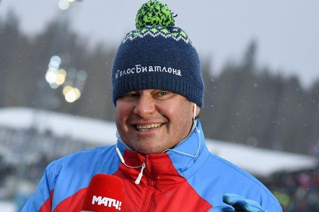 Олимпийский чемпион призвал остановить Губерниева: «Кажется, ему крышу снесло»