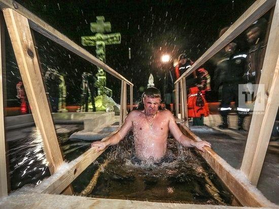 Крещенские купания на Казанке отменены из-за аномального потепления в Татарстане