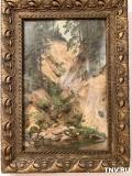 Обрыв (Овраг. Ручей). 1883