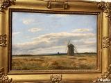 Мельница в поле 1861 год