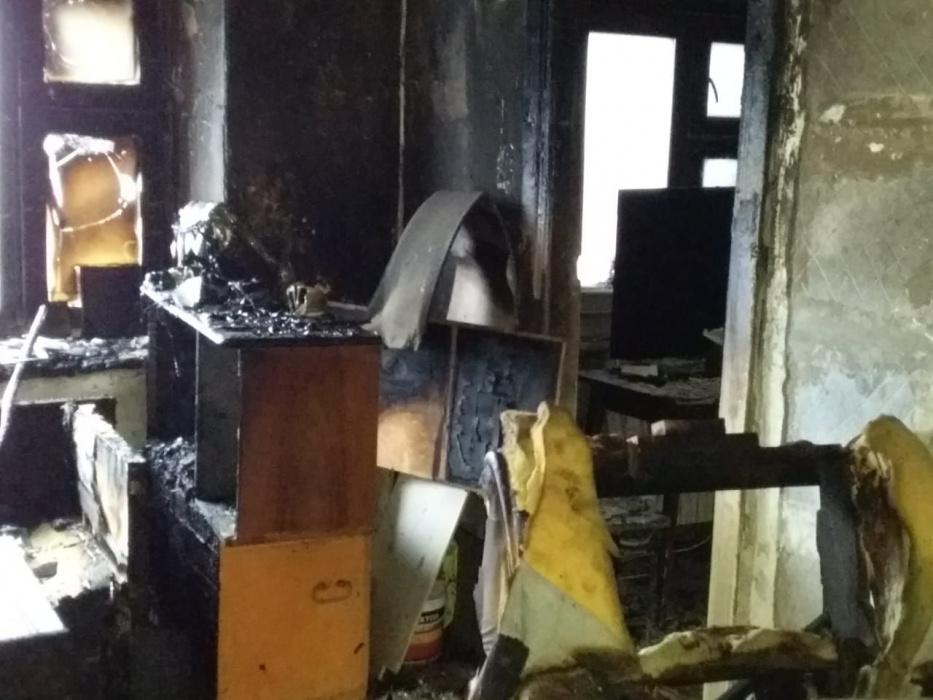 В Казани в результате пожара в многоэтажке погибло 2 женщины