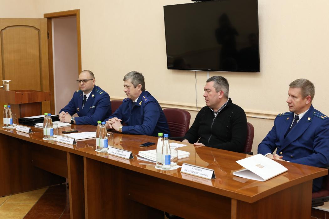 Силовик из Кировского района Казани возглавил прокуратуру Бугульмы