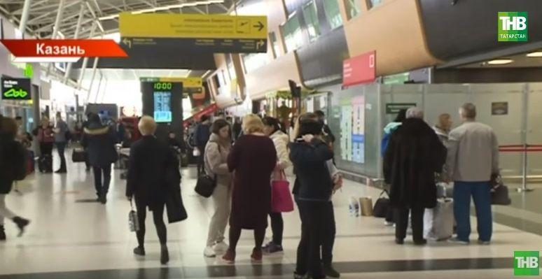 Из-за коронавируса из Казани приостановлены рейсы в китайский город Санья