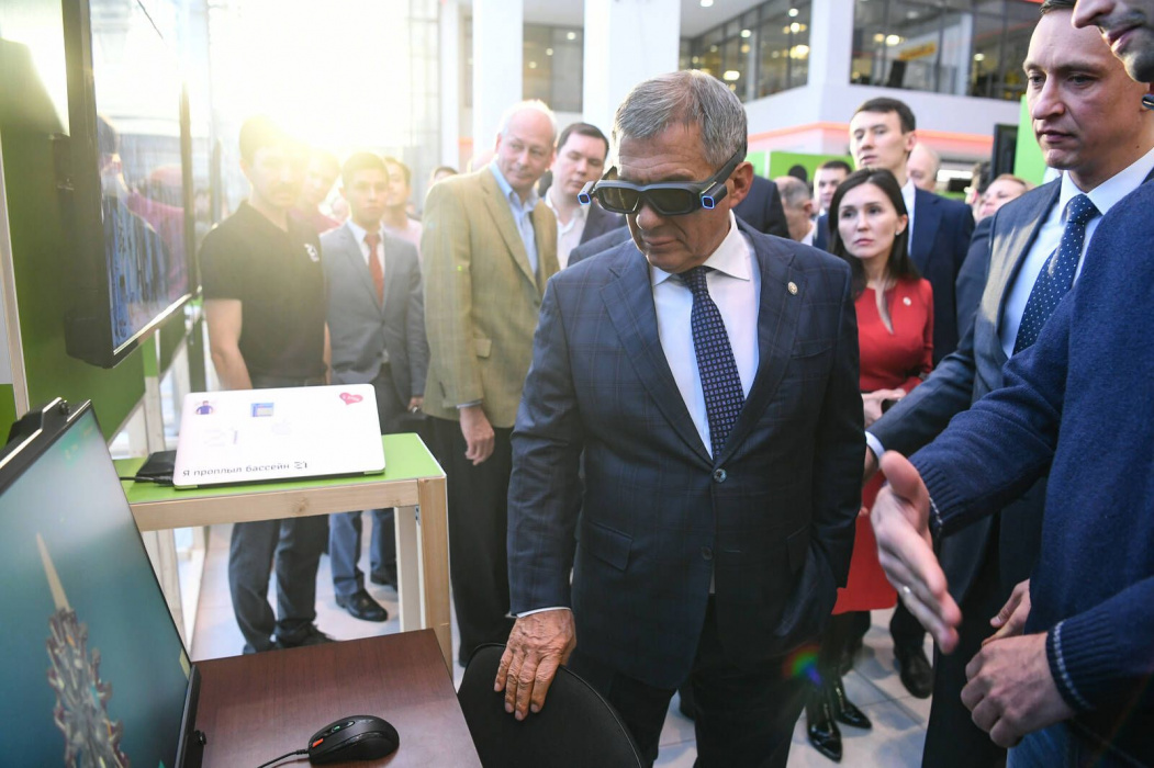 В Татарстане запустят промышленную сеть на основе 5G (ВИДЕО)
