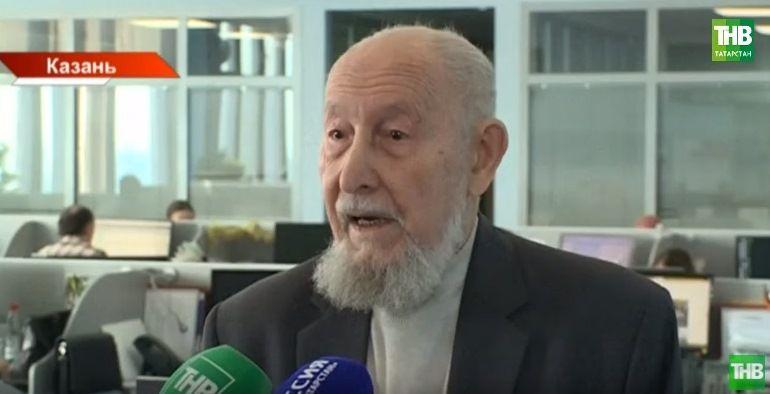 93-летний ветеран из Казани Александр Малов проехал по Германии и написал книгу о войне (ВИДЕО)