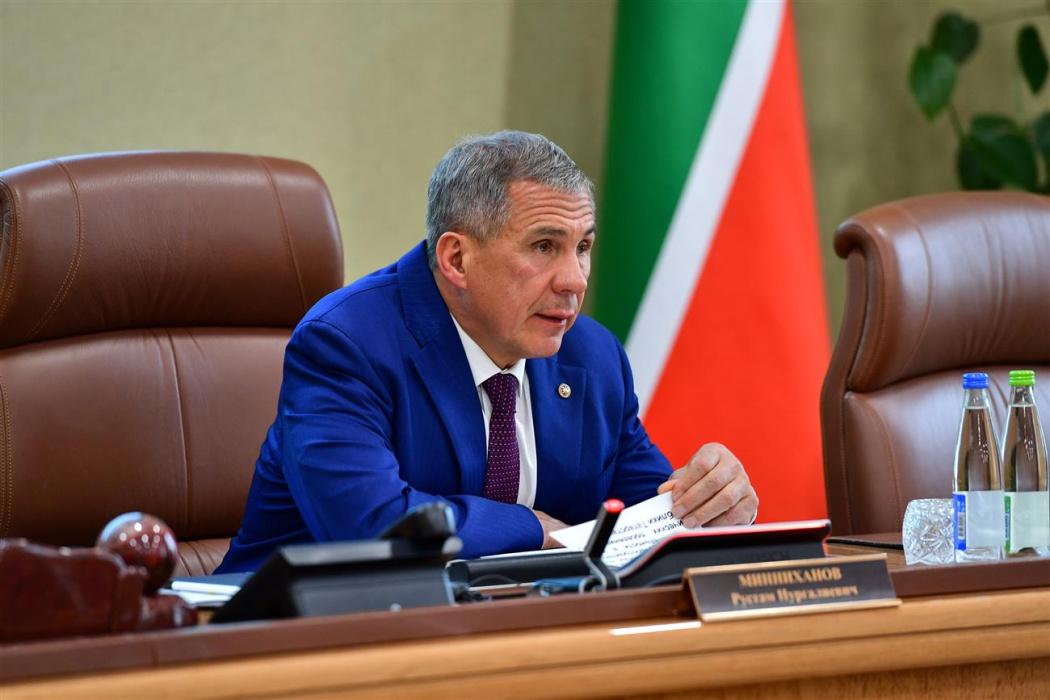 Рустам Минниханов запретил любое строительство в заказнике «Волжские просторы»