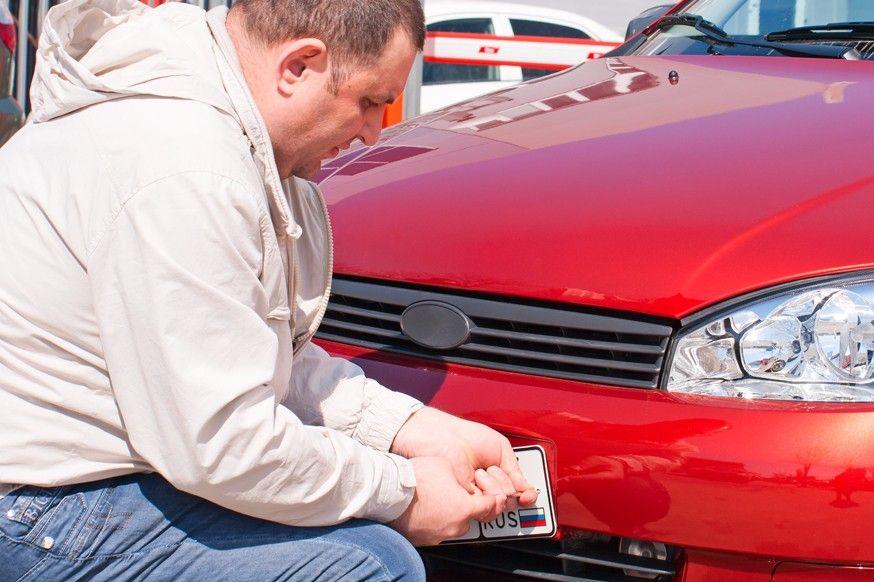 Автомобилисты Татарстана получат номера с новым трехзначным кодом региона