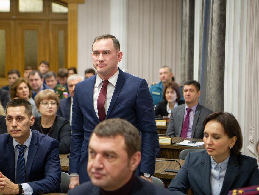 Управление образования Казани возглавил Ирек Ризванов