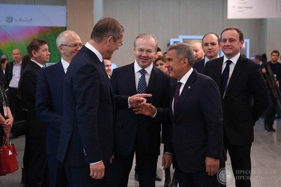 Шуточный ролик о встрече президента РТ и главы Башкортостана покорил Instagram