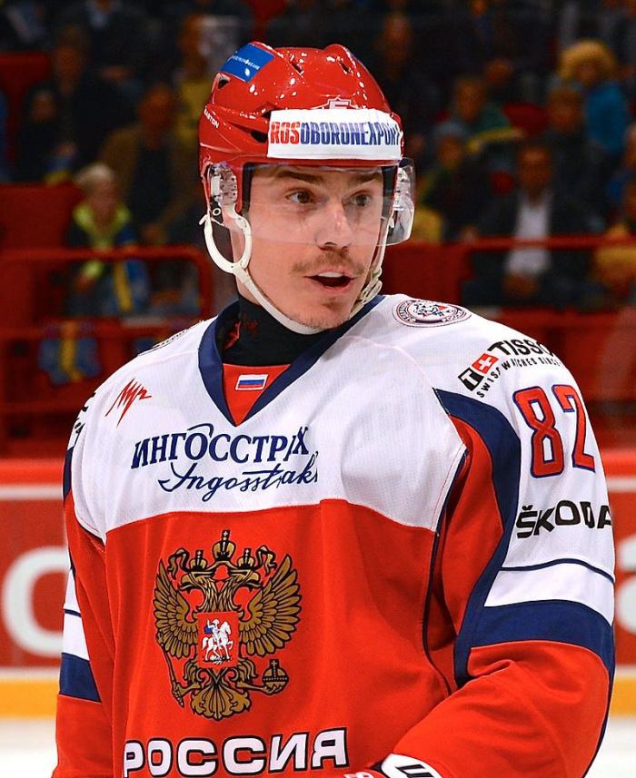 Бывший защитник «Ак Барса» и «Филадельфии» Евгений Медведев завершил карьеру игрока