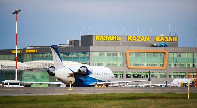 Подъезд к аэропорту Казани реконструируют в 2020 году