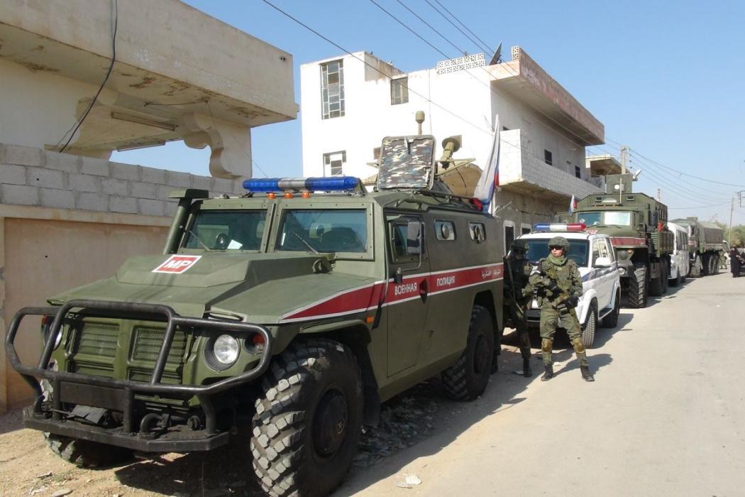 МИД РФ: В Сирии трагически погибли российские военные специалисты
