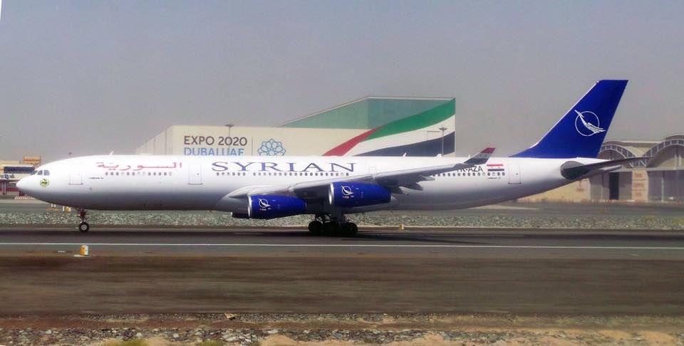 Авиация Израиля использовала для прикрытия удара по Сирии пассажирский самолет