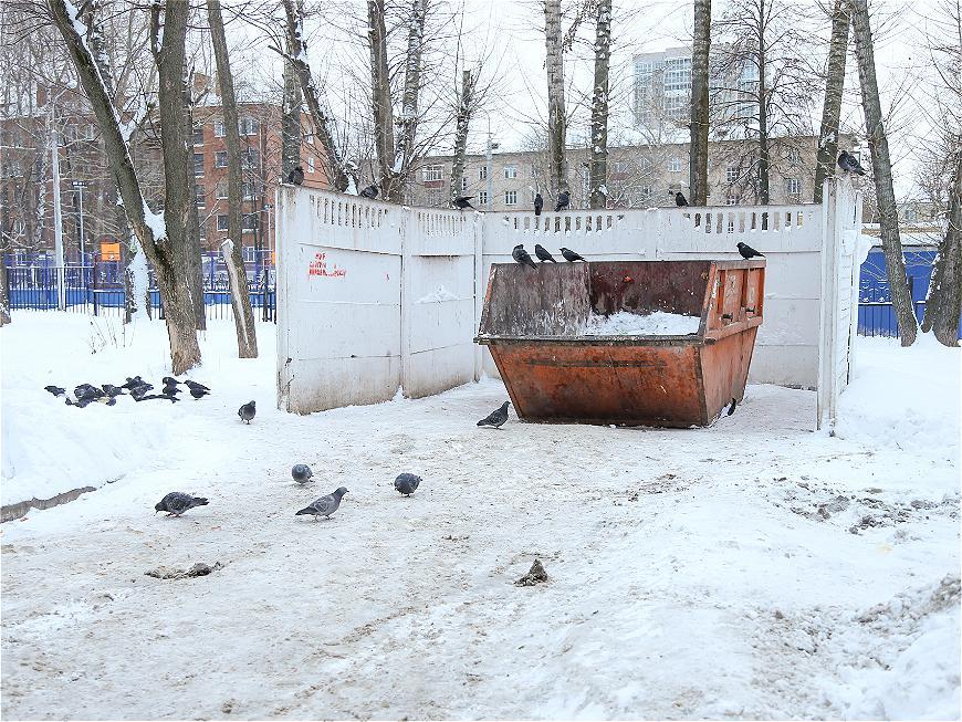 Тарифы на вывоз мусора в Татарстане подняли на 20%