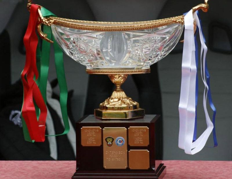 В Казани может пройти Суперкубок России по футболу